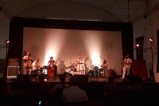 Immagine Aste Tewodros Project in concerto